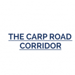 The Carp Road Corridor Wordmark