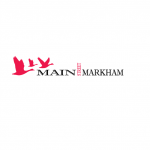 Main Street Markham Wordmark