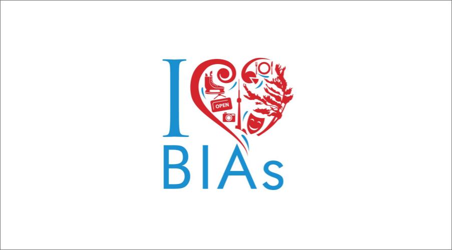I Love BIAs logo