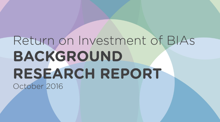 Background Research Report