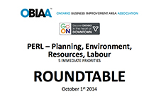 PERL Roundtable