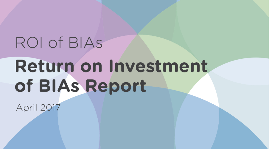 ROI of BIAs Report