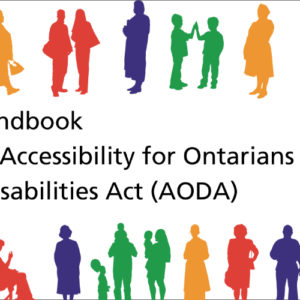 """Ontario BIA Association releases the """"BIA Handbook on the AODA"""""""