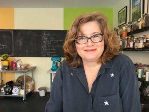 Lisa Dickie at Dickie's Cooking School