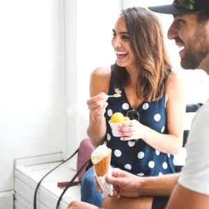 Here's the scoop on Main Street: plant-based ice cream can go digital too