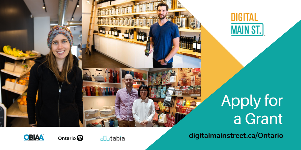 Ontario Main Street Small Businesses Achieved Digital Transformation Success in 2019