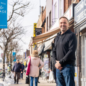 Bloor West Village BIA celebrates 50 years (first-ever in the world)