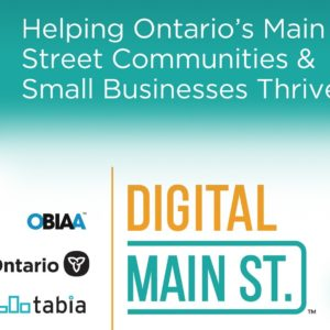 OBIAA's EDCO 2020 Conference Presentation - Digital Main Street Update