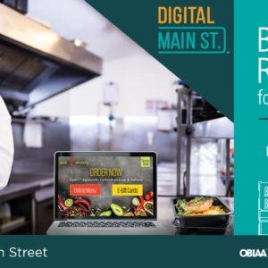 Digital Main Street April 2020 Progress Report