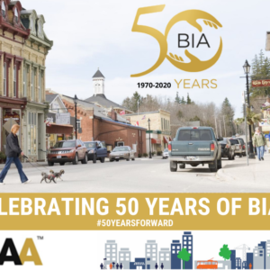 Ontario BIA Association Celebrates the 50th Anniversary of BIAs