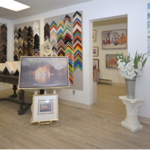 Southern Ontario DMS Short Takes - The Art Shop, Village of Lakefield